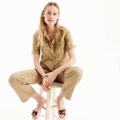 scarface boy-meets-girl utility shirt