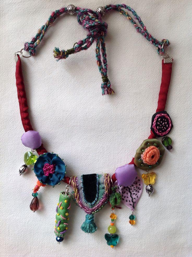 Marinela Kozelj, Necklace 16