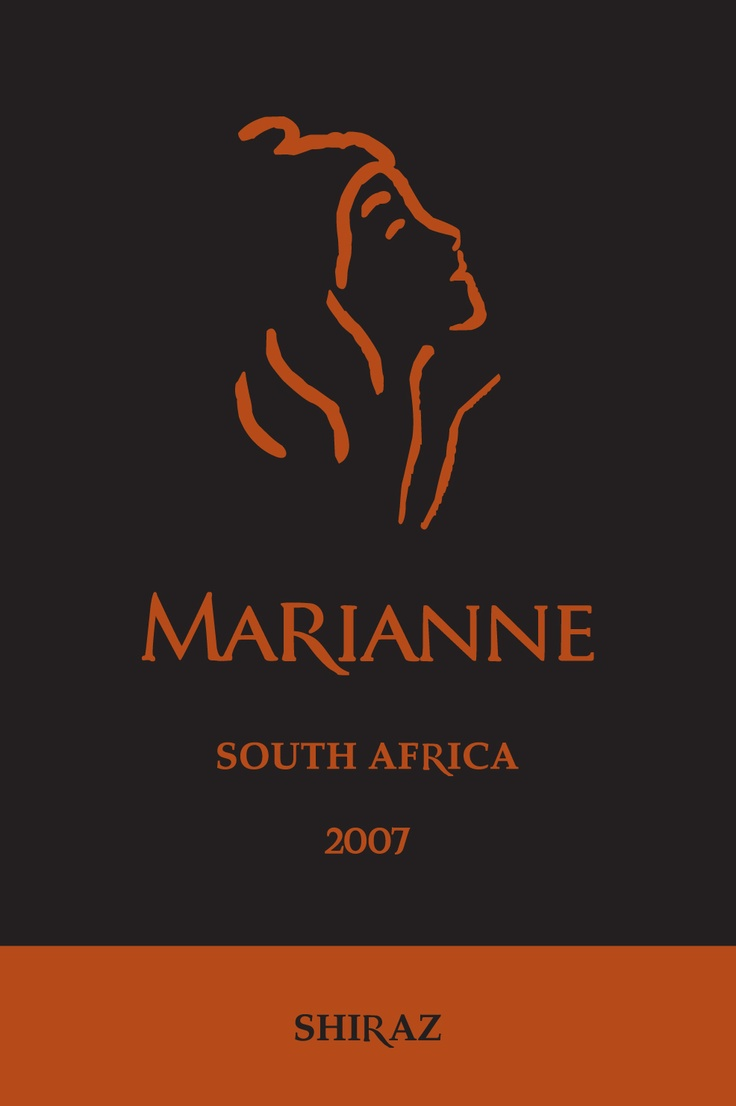 Wine.  Wine Label.  Marianne Estate 2007 Shiraz.  Michelangelo International Wine Awards Double Gold and Best Wine in Show.    Sold out!!  We have a few left at the farm though.  Come and get it!