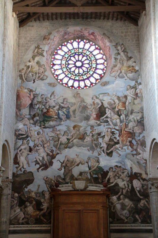 Duomo Todi interno