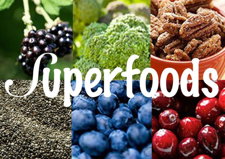 Superfoods that will improve your health and body in 15 days They consider the superfood the ones that have a high level of nutrients.  http://www.meanwhiler.me/2016/03/19/superfoods-will-improve-health-body-15-days/