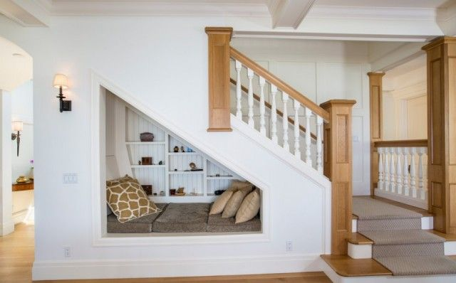 Basement Stair Ideas For Small Spaces: (29 ) Staircase Ideas For Small Spaces (FASCINATING