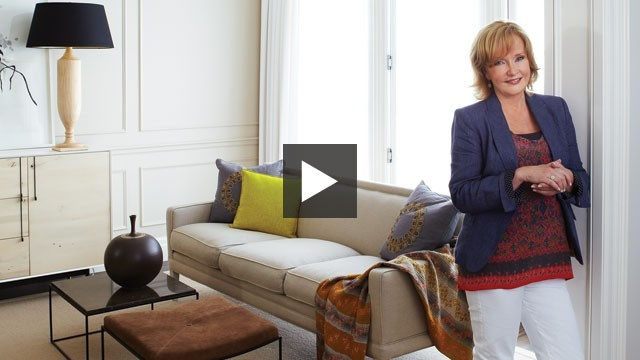 Love Brian Gluckstein Designs and Canadian House and Home   Video Home Tour