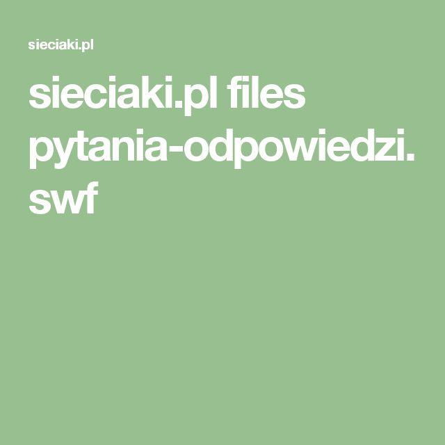 sieciaki.pl files pytania-odpowiedzi.swf