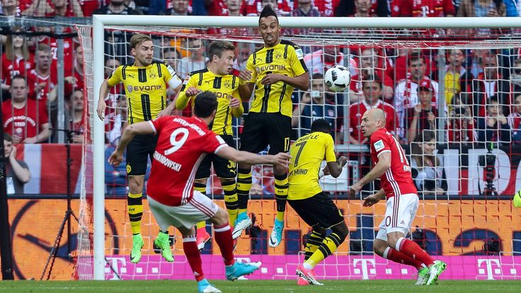 Bayern-Gala gegen Dortmund vor Champions-League-Hit - REAL KANN KOMMEN - Bundesliga Saison 2016/17 - Bild.de