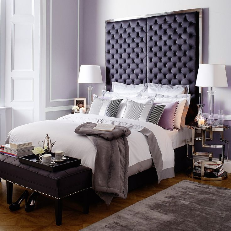 Black Butler Bedroom Bedroom Layout Design Ideas Ikea Small Bedroom Design Ideas Really Nice Bedrooms For Girls: Stunning Headboard And Architectural Detail. Eichholtz