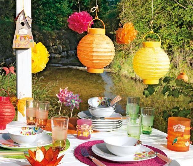 Culori vesele pentru un decor de vis #kikaromania #accesorii #decoratiuni #galben #lumanari #primavara #Paste