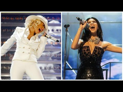 Christina Aguilera VS Nicole Scherzinger - Same Song Battle - YouTube