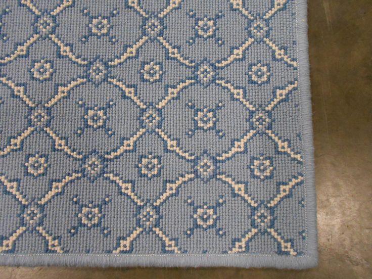 Bellbridge Carpets -Style: Filigree II Color: Blue