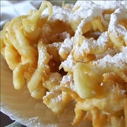 State Fair Funnel Cakes on BigOven: Simply the best state fair recipe for funnel cakes