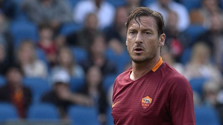 Francesco Totti will 'choose between Roma or Japan' - Tokyo Verdy boss