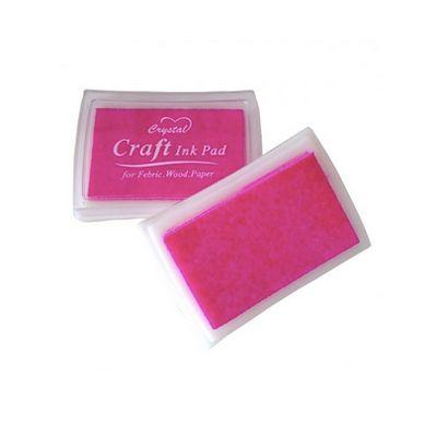 Stempelinkt roze - http://credu.nl/product-categorie/stempels/
