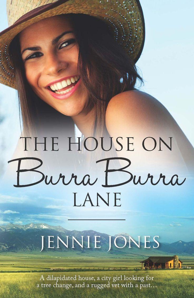 The House on Burra Burra Lane by Jennie Jones #romance #rural #aussie