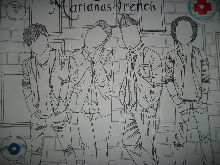 marianas trench ~ Cat Bouthillier