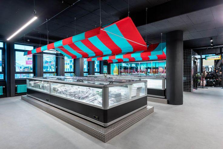 Masquespacio, Luis Beltran · Solera's Supermarket