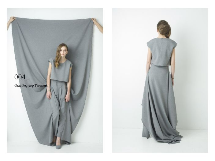 Natsumi Zama's '2 to 3' collection