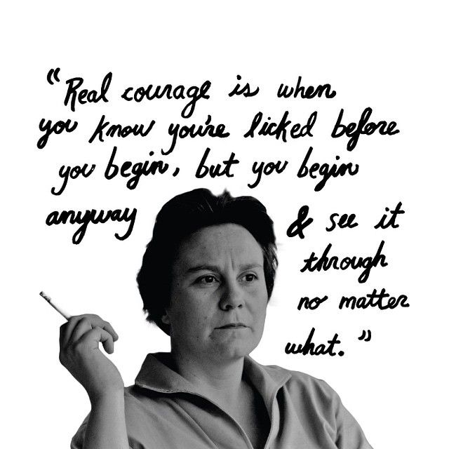 Harper Lee Quotes: 1000+ Images About Quotes On Pinterest