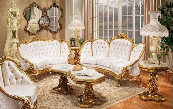 Victorian Living Room Furniture, Victorian Style Furniture