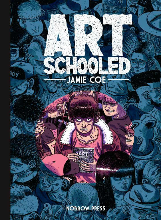 how to become a graphic novel artist