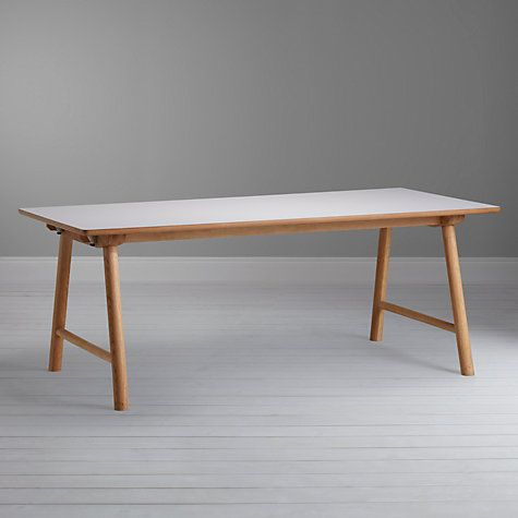 52 best kitchen table images on pinterest kitchen tables kitchen says who for john lewis why wood extending dining table workwithnaturefo