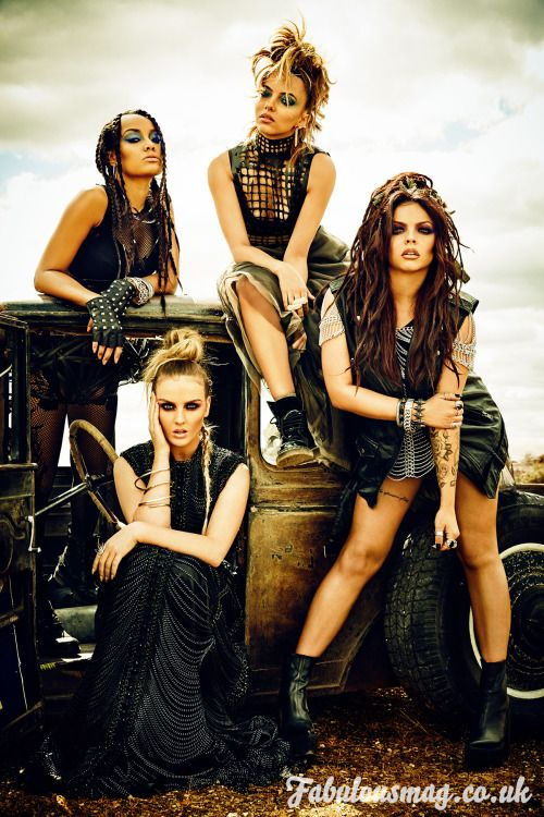 Little Mix for Fabulous Magazine