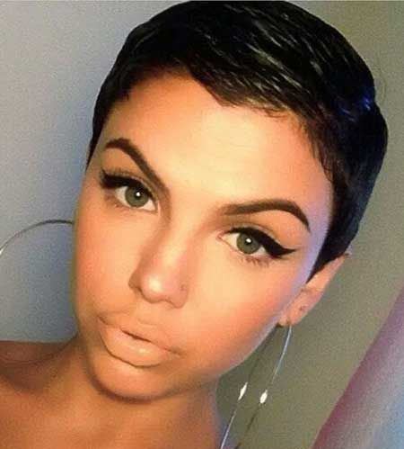how to style a pixie cut black hair 17 best ideas about cut hairstyles on 9655