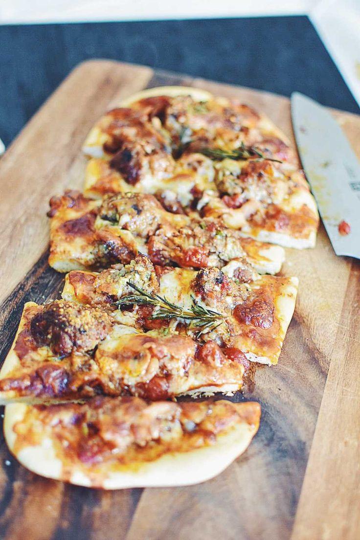 大人気インスタグラマーが教える!簡単4ステップ「ピザ生地」レシピ