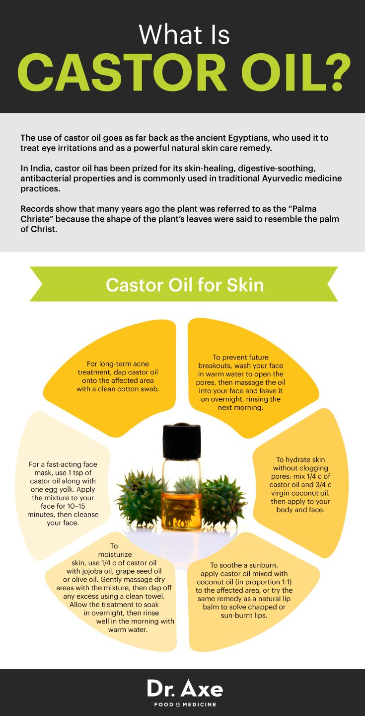 What is castor oil? - Dr. Axe http://www.draxe.com #health #holistic #natural