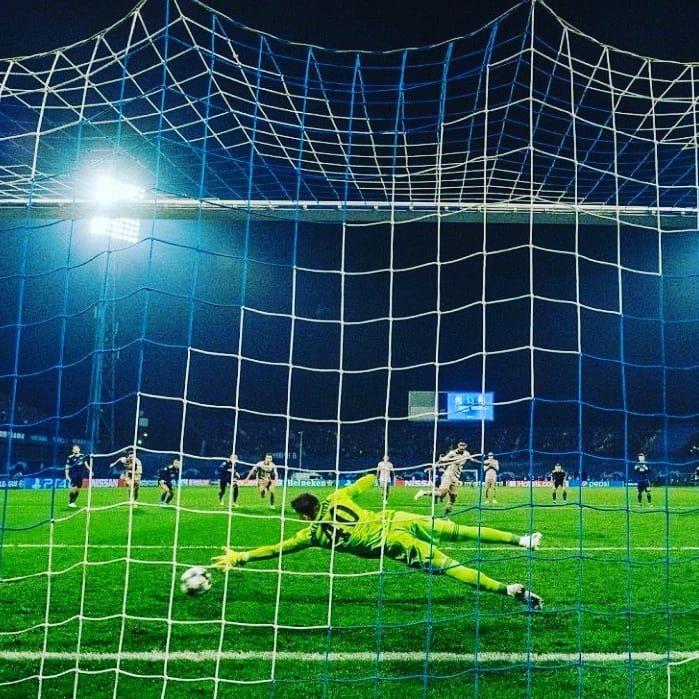 Dinamo Zagreb Vs Shakhtar Donestk Zagreb Soccer Field Travel
