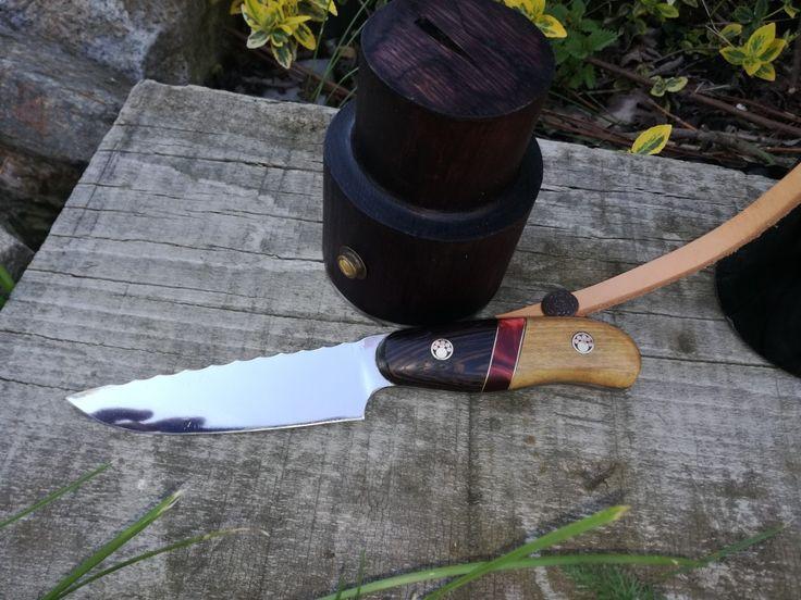 JMKnives handmade knife