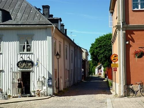 Sommar i Sverige / Summer in Sweden, Arboga