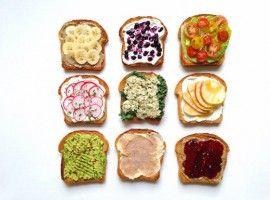 Empieza bien el día: 9 desayunos con pan tostado