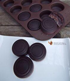 ciocolata raw cu unt de cacao/cocos