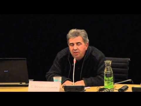 Claude Bourguignon - agronome et écologiste