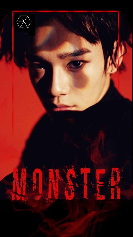 #EXO #Monster #Chen #EXOGrandComeback #EX'ACT