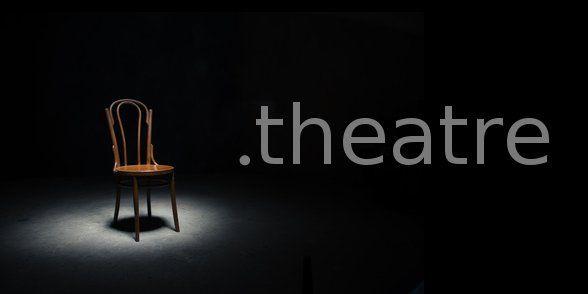 Nouvelle extension de domaine .theatre est disponible chez PHPNET #artiste #comedie #theatre