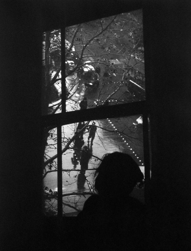 Izis (Israëlis Bidermanas) - Boulevard de Clichy, Paris 1940's. S)
