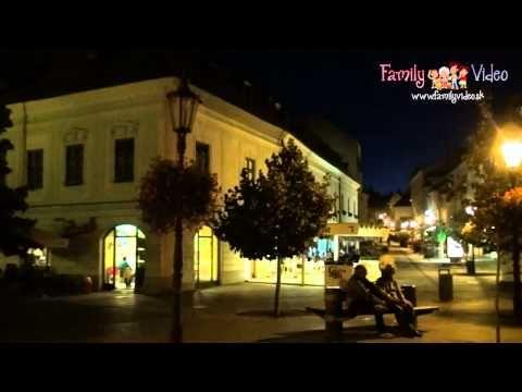 FamilyVideo - Večerná Nitra 2012 - YouTube