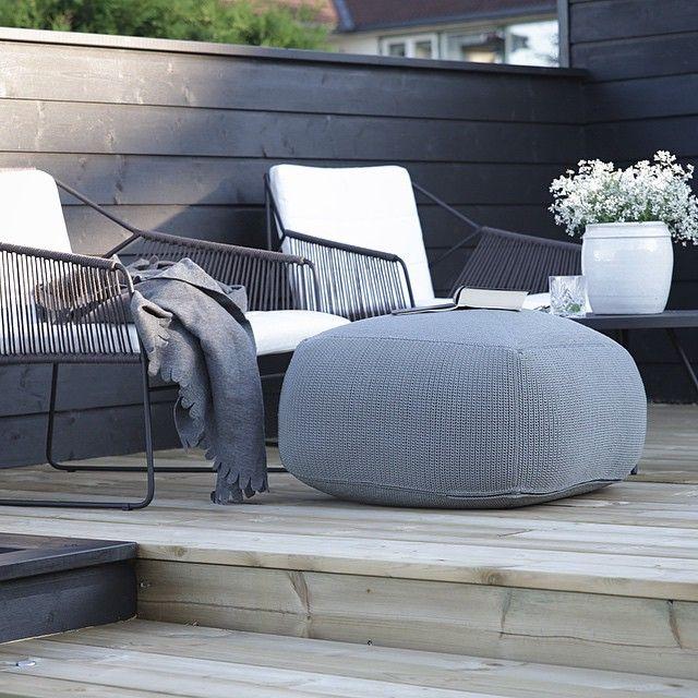13 best Möbler ute images on Pinterest Backyard furniture - outdoor mobel set tribu