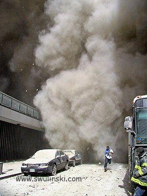 1st Tower Falls | September 11, 2001