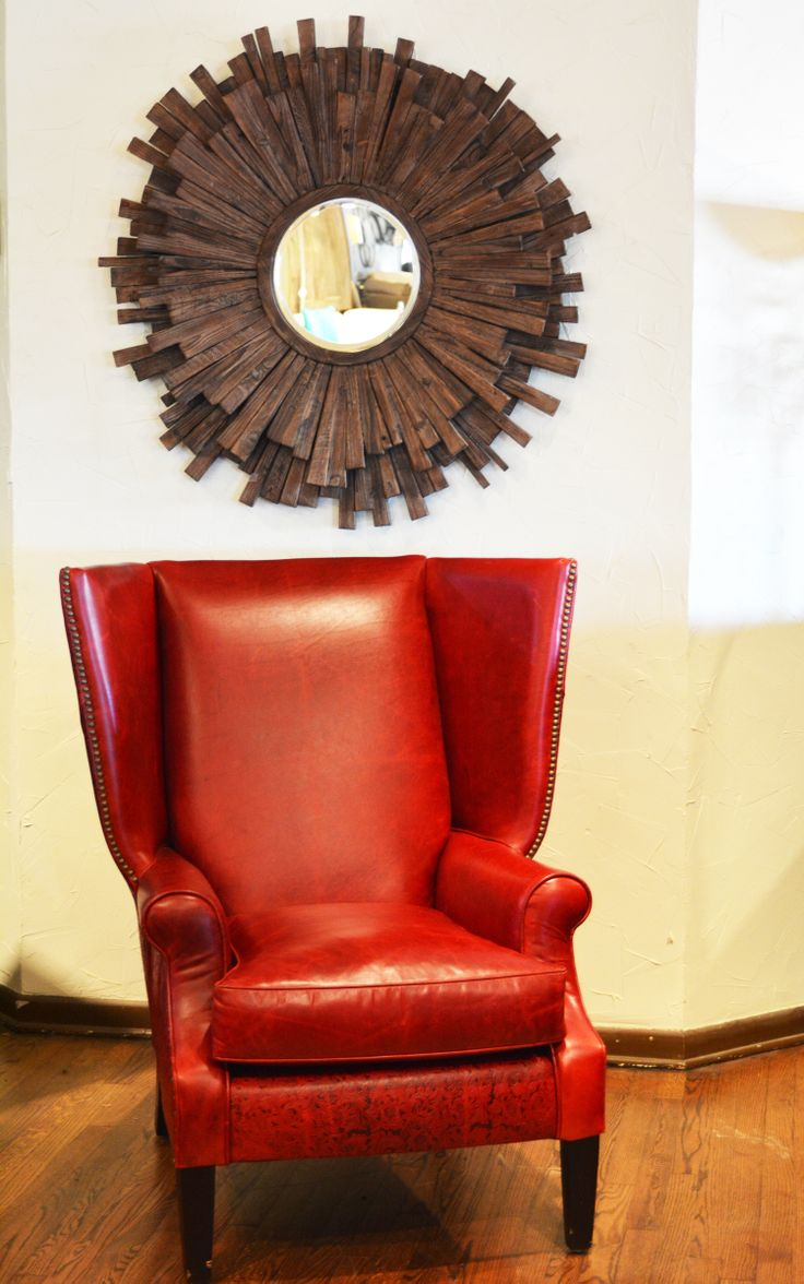 Gorgeous leather furniture and unique home decor  Visit our store at 12703  Highway 71 West. 17 Best images about Red Leather Furniture on Pinterest   Town and