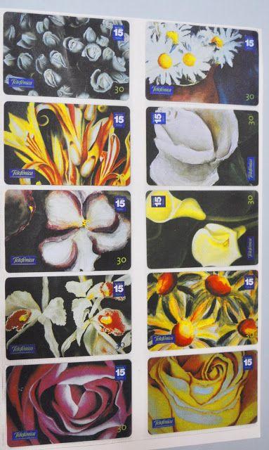 Sueli Finoto Ateliê de Art, Craft e Cerâmica  : Cartões telefônicos eram meio de divulgação de tra...