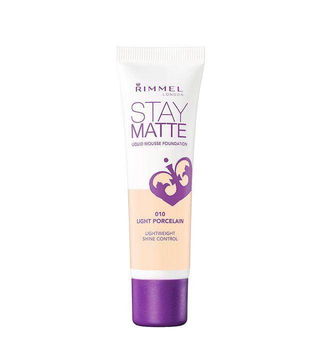Rimmel London Stay Matte Liquid Mousse Foundation