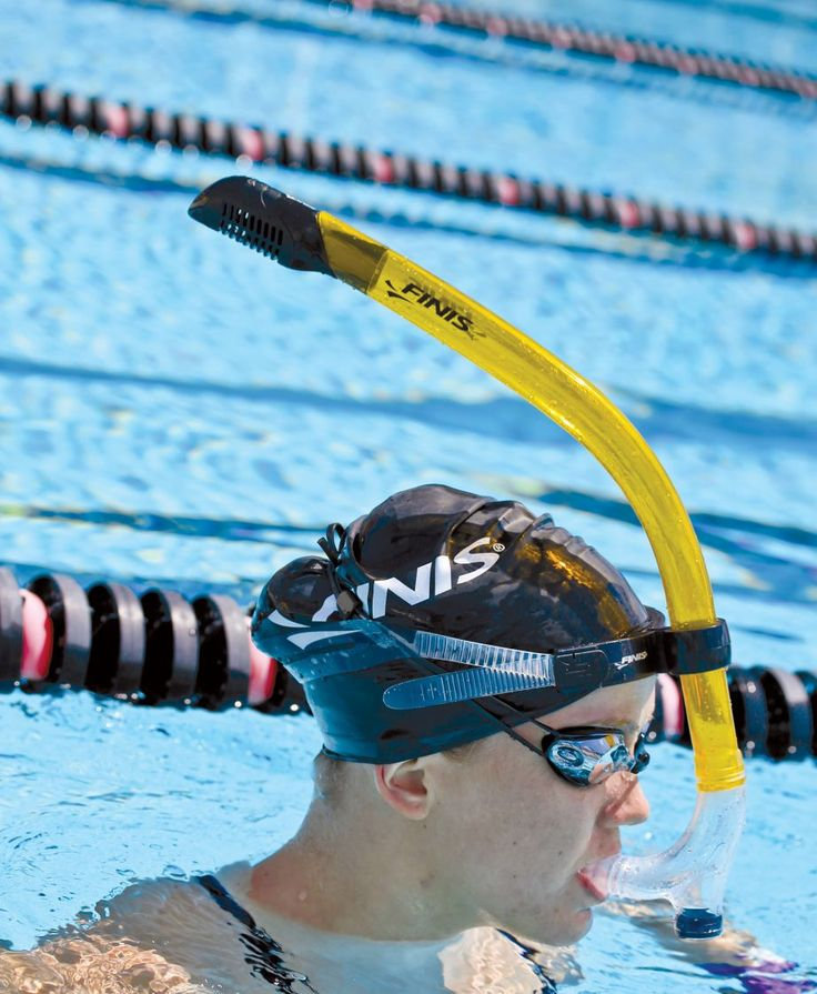 swimmers snorkel