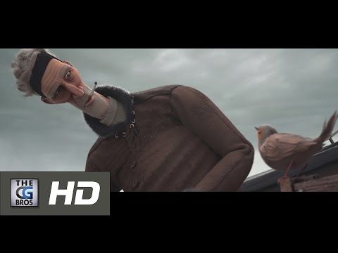 "CGI 3D Animated Trailers HD: ""The Albatross"" – by Joel Best 