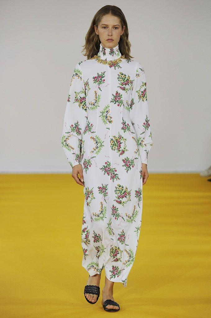 London Fashion Week - Emilia Wickstead
