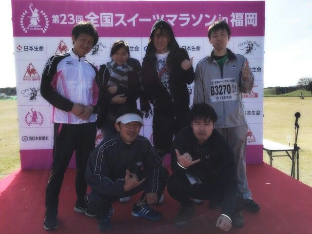 SweetSマラソン♪