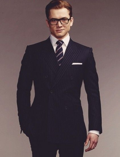 Kingsman Blue Double Breasted Suit In 2019 Kingsman Suits