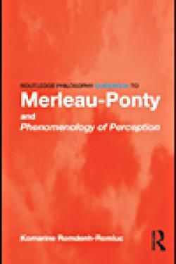 """Merleau-Ponty and Phenomenology of Perception"" CONTRIBUTOR Romdenh-Romluc, Komarine PUBLISHER Routledge DATE PUBLISHED August 2010 LANGUAGE English  http://site.ebrary.com/lib/qut/detail.action?docID=10416720  https://www.youtube.com/playlist?list=PL2qcTIIqLo7VaWtb-AYGh0NFexusoQjgq"