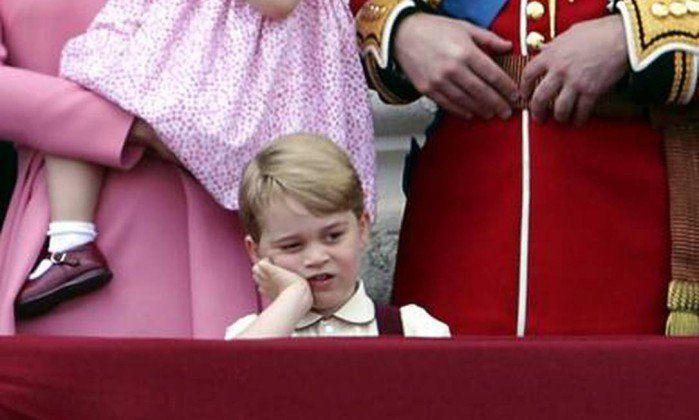 Príncipe George faz 4 anos: Veja os momentos mais fofos - Jornal O Globo